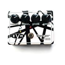 Pedal Van Halen Flanger Evh117 Dunlop Branco