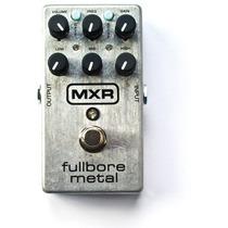 Promoção! Dunlop M116 Pedal Mxr Fullbore Metal Para Guitarra