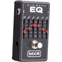 Oferta ! Dunlop M109 Pedal Mxr Six Band Equalizador Guitar