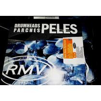 Kit De Peles Rmv 10 12 14 14 22 Deep Performer - Somos Loja