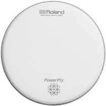 Pele Pad Bateria Eletronica 8 Roland Mesh Head Mh2-8 Remo