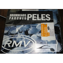 Kit De Peles Rmv 10 12 14 14 Deep Performer - Somos Loja