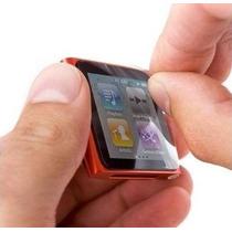 Película Protetora Cristal Ipod Nano 6ª Geração