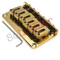 Ponte Fixa Guitarra | Stratocaster | Dourada