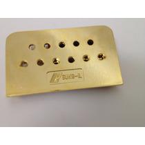 Ponte P/ Fixa Guitarra Strato Marca Sung-il Bn101 Dourada