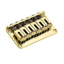 Ponte Fixa Sung-il Gold Para Guitarra Strato 10,5mm Bn003