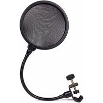 Tela Proteção Microfone Pop Filter Ps01 Samson Estúdio Grava