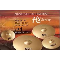 Set Prato Krest Hx Series 14/16/20 Bag +10sp