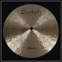 Prato Liga B20 - Turkish Cymbals Splash Classic 10