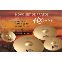 Set Prato Krest Hx Series 14/16/20 Bag +10sp