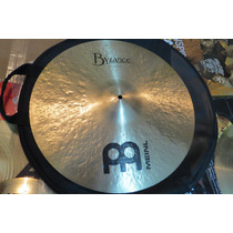 Prato Meinl Byzance Medium Ride 20 Com Sizzle