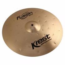 Prato Krest Ataque/crash Fusion Series B8 18 Thin Crash