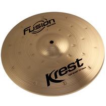 Prato Krest Fusion Series Medium Hihat 14 Bronze B8 8232