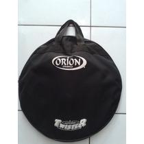 Kit De Pratos Orion Twister Hi-hat 14, Crash 16, Ride 20 Bag