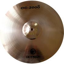 Prato Octagon Hi Hat 14 Chimbal - Oc 2000