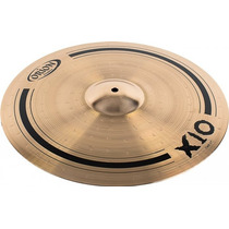 Prato Bateria Orion Ataque X10 Crash Spx17mc 17 Pol.