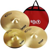 Kit Pratos Orion Twister Set 14 16 20 Com Bag - Novo Nfe