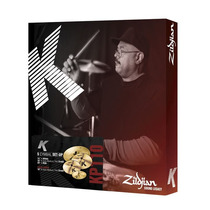 Kit De Pratos Zildjian K Series 5-piece Kp-110 = K Custom