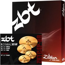 Kit De Pratos Zildjian Zbt Set 14 14 16 20 Bronze B8 !!!