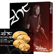Kit De Prato Zildjian Zht Zhtp4p9 - 010593