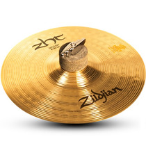 Prato Splash 8 Zildjian Zht8s Zht Liga Bronze B12 Efeito