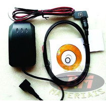 Rastreador Bloqueador Tracker Tlt-2h Para Moto Ou Carro