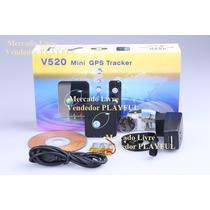 Rastreador Localizador Gprs / Gps / Gsm / Sms Pessoal V520