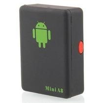 Mini Gps Rastreador Gsm Escuta Localizador