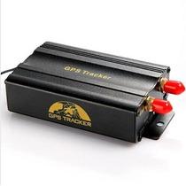 Rastreador Bloqueador Localizador Gps Tk103b Gps/sms,carro