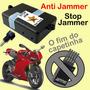 Anti Jammer Bloqueador Moto Carro Gps Track Rastreador