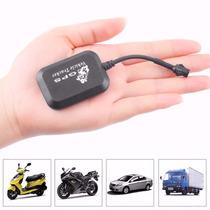 Rastreador Localizador Veicular Mini Gsm Gps Tracker Sms