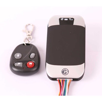Rastreador Bloqueador Gps Tk-303d Tk303d Moto + Cartão Sd