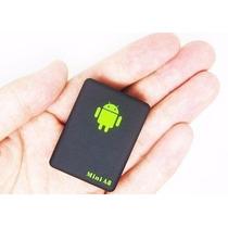 Mini A8 Escuta Espiã Gsm Localizadora Gps Celular