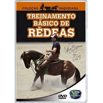 Treinamento Básico De Rédeas Para Vaquejada(dvd)