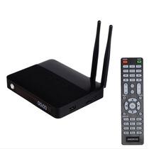 Caixa De Smart Tv Android 5.1 Com Controle Remoto