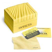 Perfeita Caixa Relogio Invicta Com Manual Gratis - Original