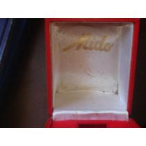 Caixa Antiga Para Relógio Mido(só A Caixa) Excelente Estado