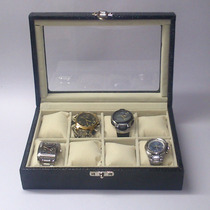 Estojo 8 Relógios, Porta Relógio, Caixa Relógio, Promoção !