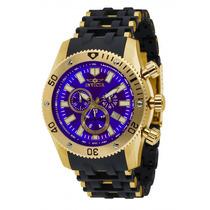 Pulseira Relógio Invicta Sea Spider 10254 Envio De 5 A 21dd