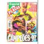 Revista Placar Edição Dos Campeões De 1997- Edição N° 1134-a