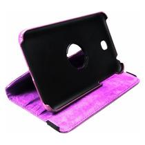 Capa Case Giratória Tablet Samsung Galaxy Tab3 7 E Película