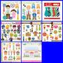 Scrapbook Digital Familia - Dia Dos Pais E Dia Das Mães