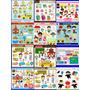 Scrapbook Digital Escola -43 Kits Frete Gratis