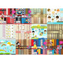 65 Kits Scrapbook Digital - Alta Definição 300 Dpis