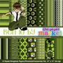 Kit Papel Scrapbook Digital Ben 10 - Ml15