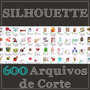 Silhouette Cameo 600 Moldes De Caixas E Embalagens P/ Corte