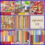Scrapbook Digital Festa Junina 3 Kits - Frete Grátis