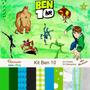 Kit Scrap Digital - Ben 10