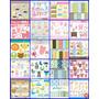 Scrapbook Digital Chá De Bebê 120 Kits - Frete Grátis