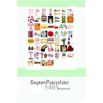 5.405 Arquivos Para Silhouette Studio Super Pacotão